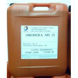 DROSERA MS 32 MACCHINE UTENSILI